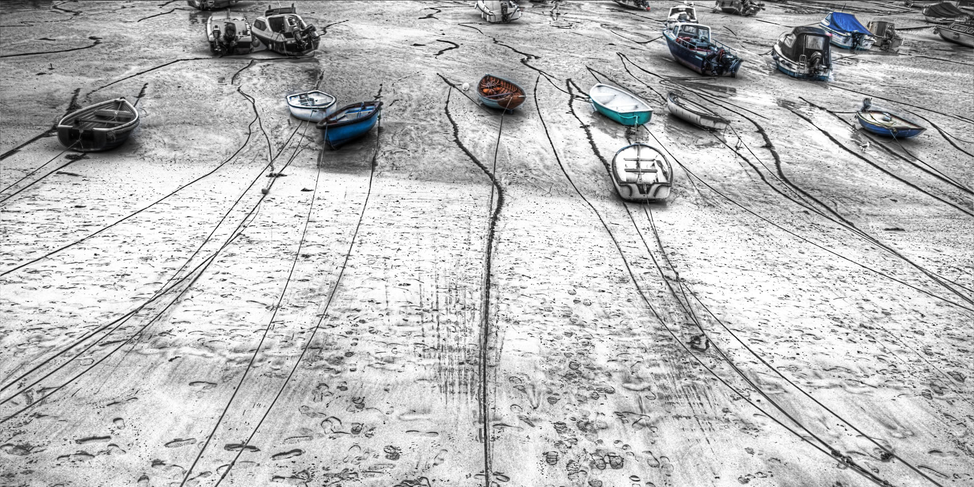 boats Cornwall
